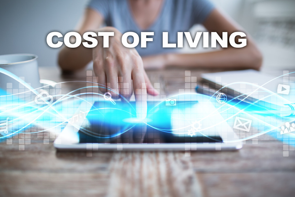 Your Cost of Living May Be Different